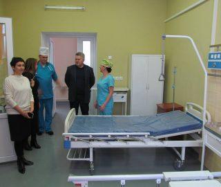 капітальний ремонт відділення анестезіології та інтенсивної терапії