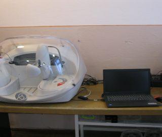 аналізатор автоматичний гематологічний
