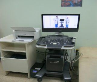апарат ультразвукової діагностики E-CUBE-7